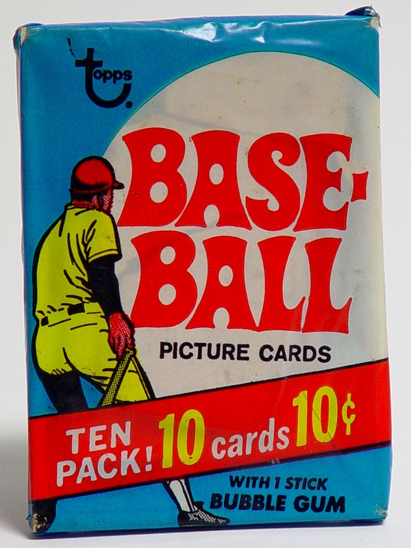 Unopened Cards - Internet Only (October 2004)
