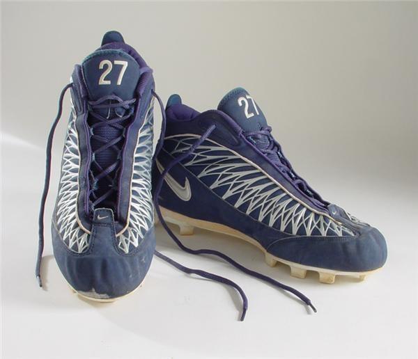 Baseball Equipment - December 2004