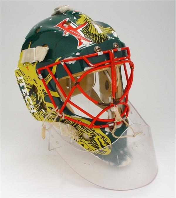 Hockey Equipment - December 2004