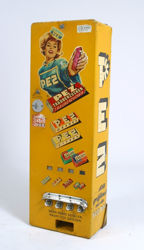 PEZ Collection - December 2004