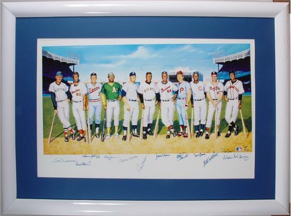 Baseball Art - December 2004