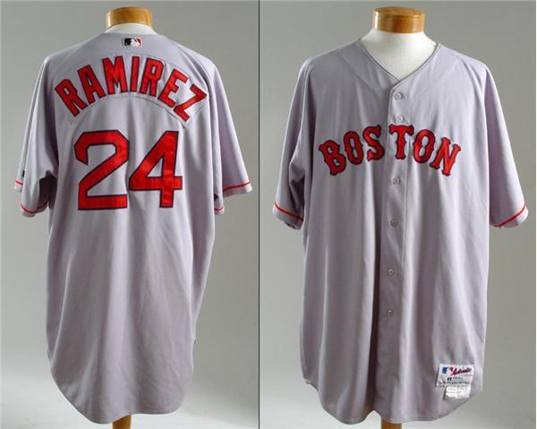 Baseball Jerseys - December 2004