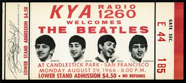 The Beatles - December 2004