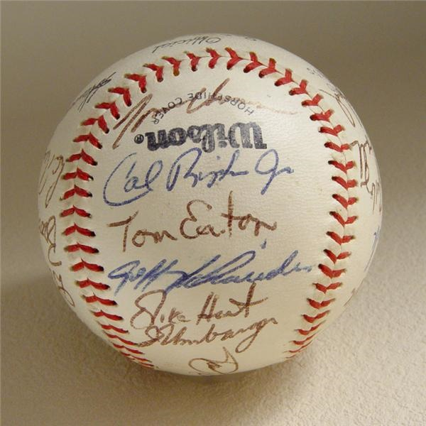 Baltimore Orioles - December 2004