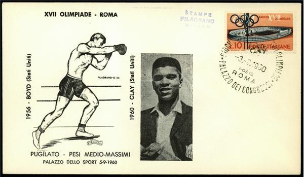 Muhammad Ali - December 2004