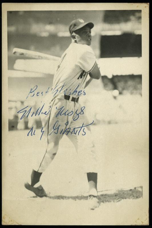 Baseball Autographs - December 2004