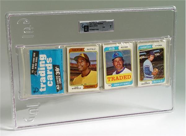 Unopened Cards - December 2004