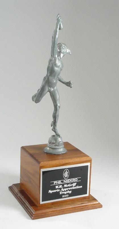Baseball Awards - December 2004
