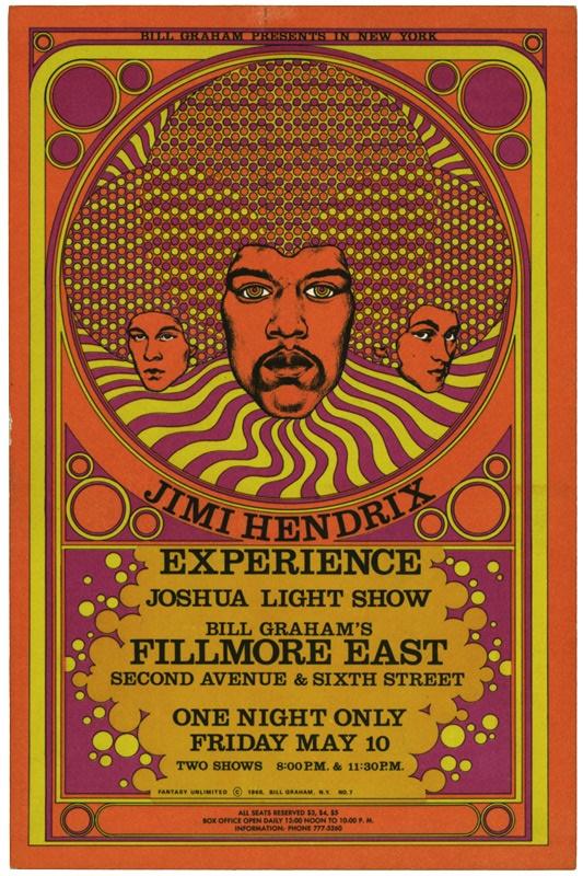 Jimi Hendrix - auction