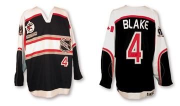 88dda7649393da Lelands.com - Hockey - Past Sports and Collectible Auctions