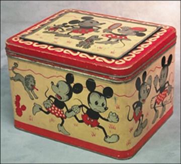 Disney - April 2001