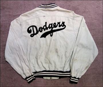 Jackie Robinson & Brooklyn Dodgers - April 2001