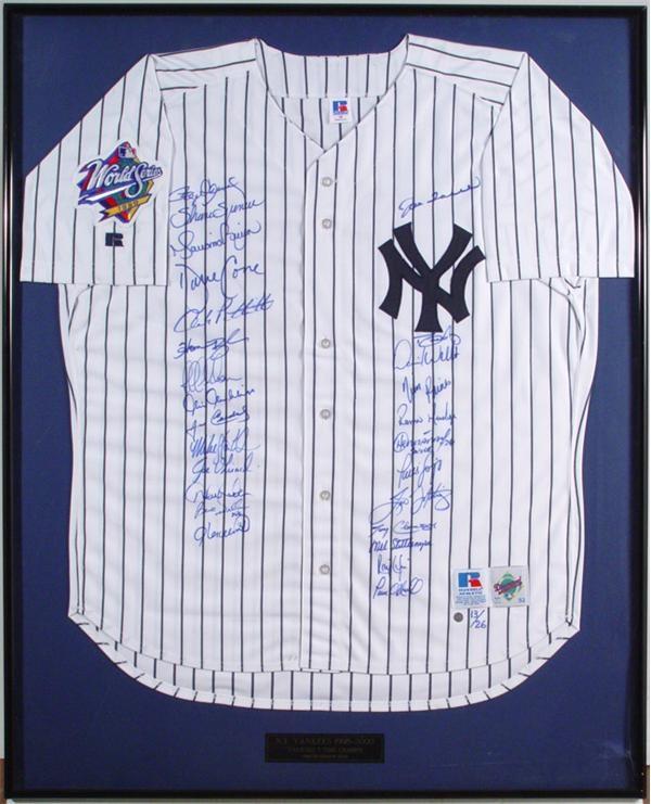 Baseball Jerseys - June 2005