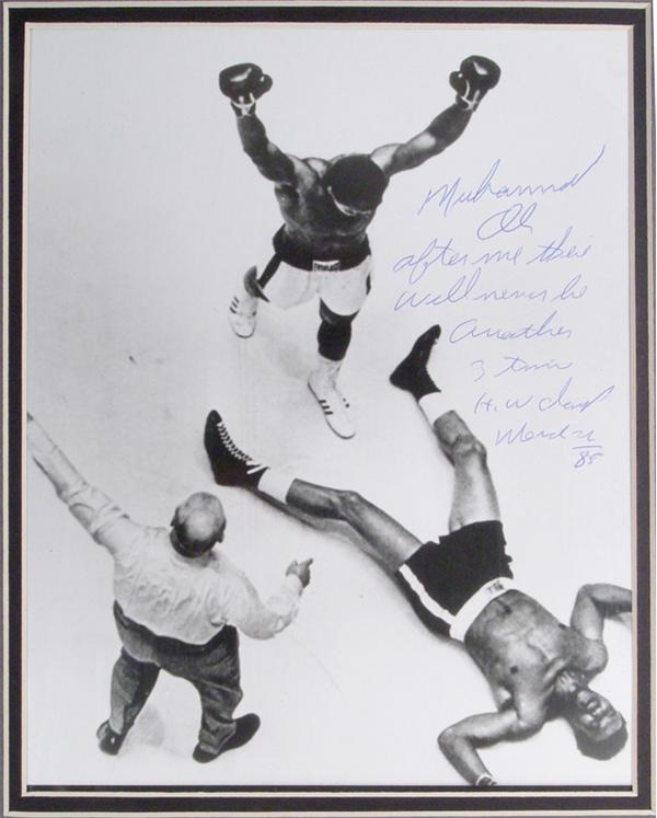 Muhammad Ali - June 2005
