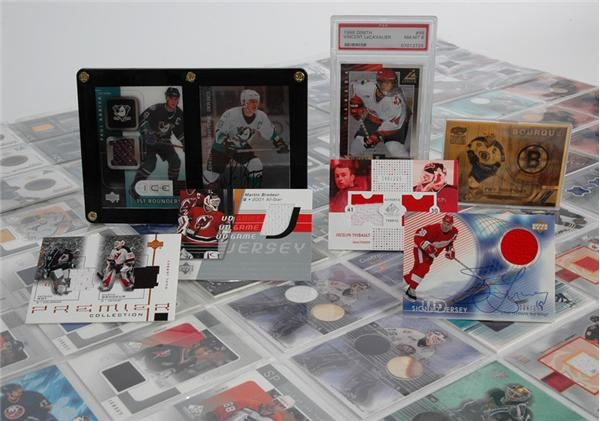 Hockey Cards - June 2005