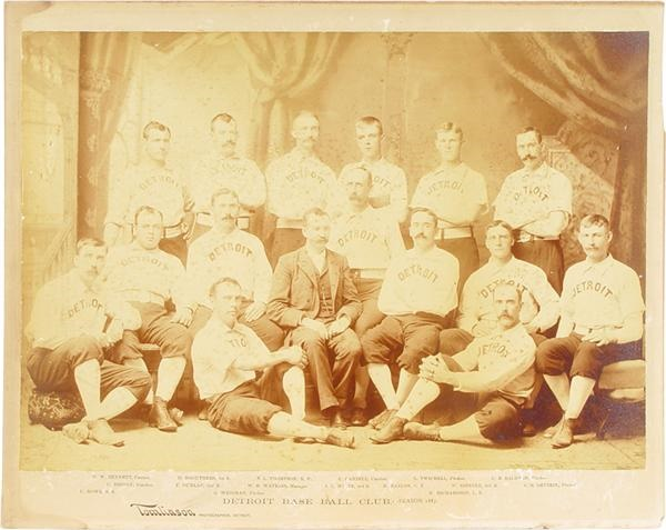 19th Century Baseball - June 2005