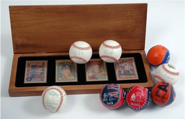 Baseball Autographs - June 2005