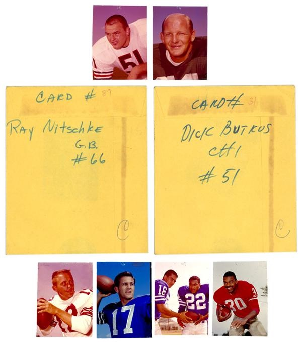 Football Cards - June 2005