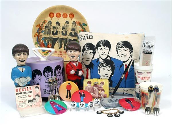 Beatles Memorabilia - June 2005