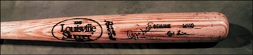 Bats - April 2001