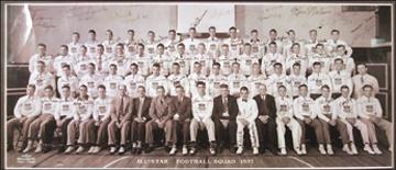 Football - April 2001