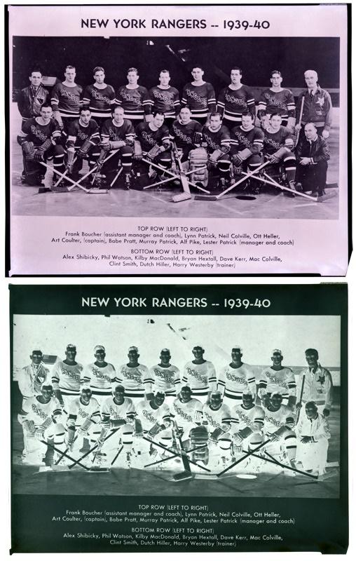New York Rangers - June 2005