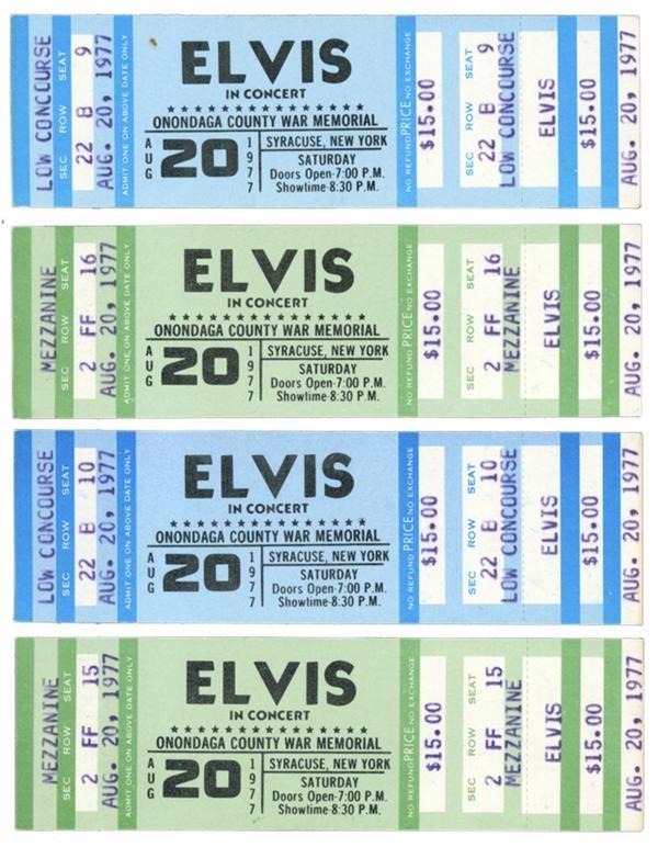 Elvis Presley - June 2005