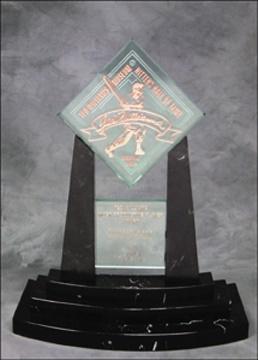 Baseball Awards - April 2001