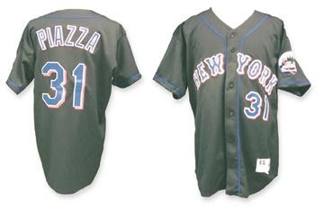 New York Mets - April 2001