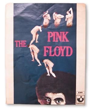 Pink Floyd - April 2001