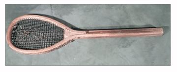 Tennis - April 2001