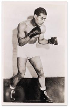 Muhammad Ali & Boxing - April 2001