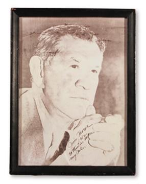 Jim Thorpe - April 2001