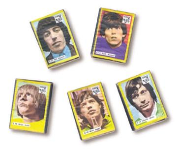 Rolling Stones - April 2001