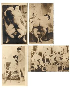 Erotica - April 2001