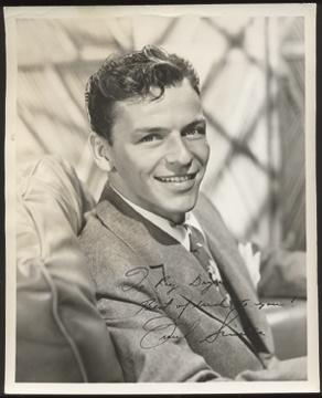 Frank Sinatra - April 2001