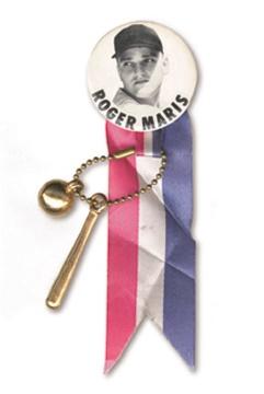 Roger Maris - April 2001