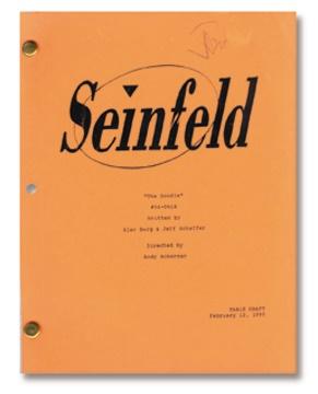Seinfeld - April 2001