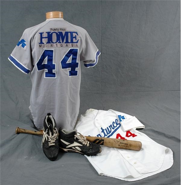 Baseball Equipment - December 2005