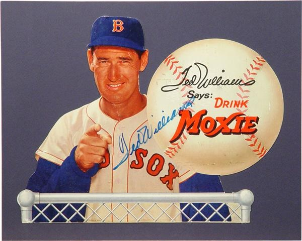 Ted Williams - December 2005