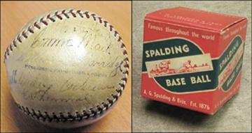 Philadelphia Baseball - April 2001
