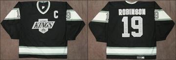 Hockey - April 2001