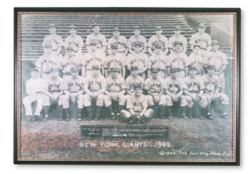 Giants - April 2001