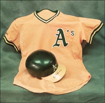 Baseball Jerseys - April 2001