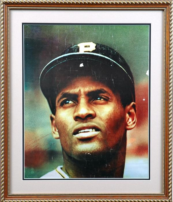 Clemente and Pittsburgh Pirates - Spring 2006 Catalog