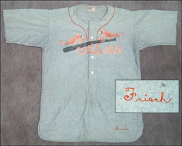St. Louis Cardinals - April 2001