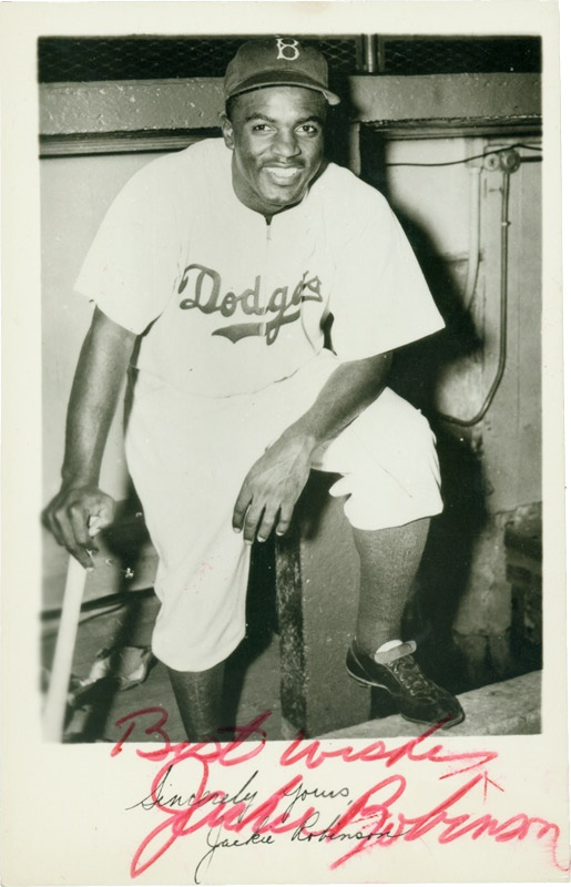 Jackie Robinson & Brooklyn Dodgers - Spring 2006 Catalog