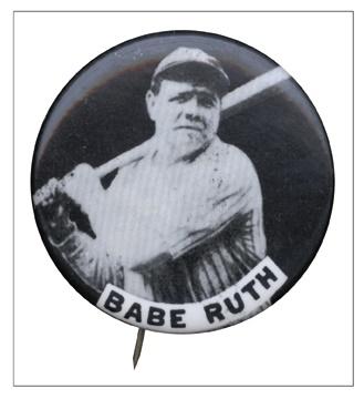 Babe Ruth - April 2001