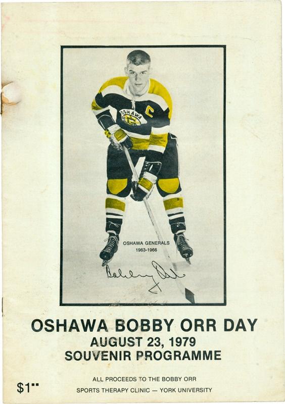 Bobby Orr - Spring 2006 Catalog