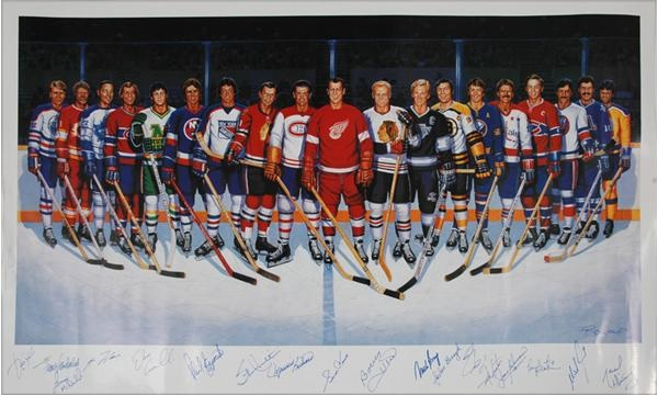 Hockey Autographs - Spring 2006 Catalog